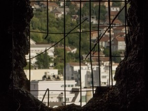 Sniper's view - Mostar